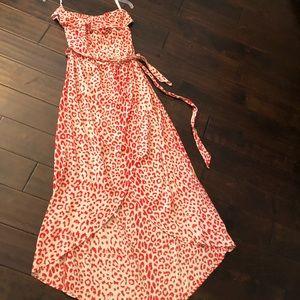 Lucy Love Print Dress